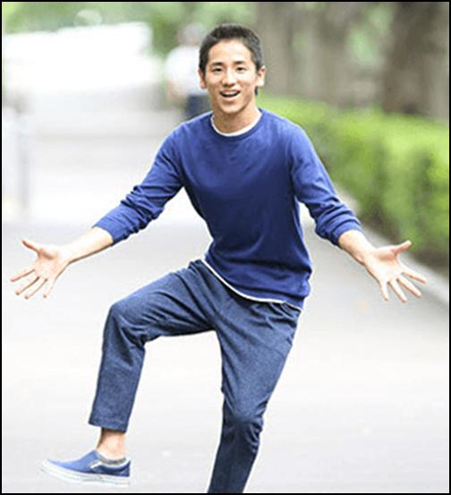 大内田悠平の高校大学の学歴や事務所は?割れた腹筋画像がヤバい!5